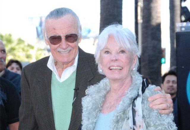 È morta a 95 anni Joan Lee, la moglie di Stan Lee