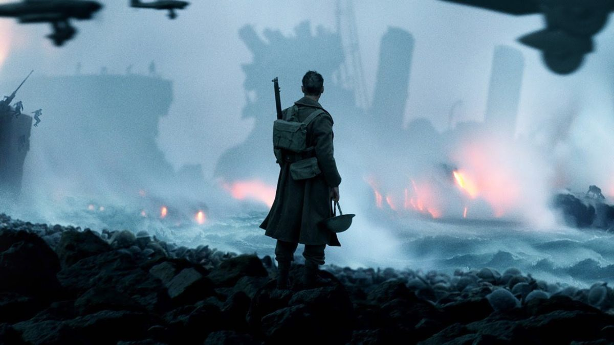 Dunkirk, un war movie claustrofobico e spiazzante