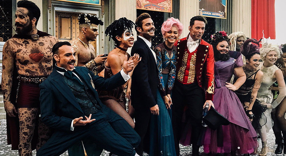 The Greatest Showman: intervista a Jonathan Redavid, l'unico italiano nel cast