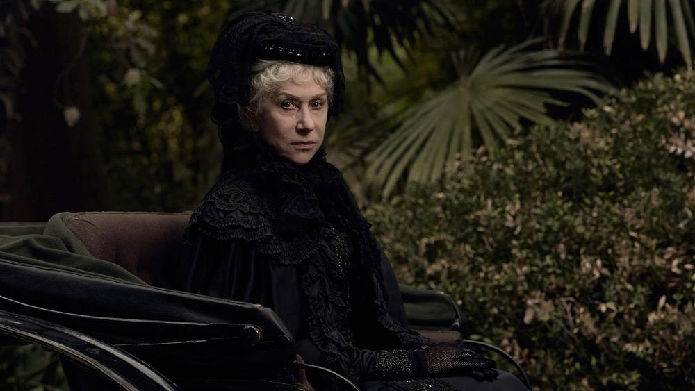 """La Vedova Winchester, Helen Mirren: """"Crederò ai fantasmi quando ne vedrò uno"""""""
