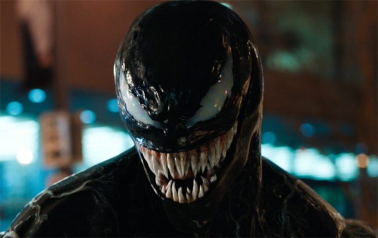 Venom, il trailer ufficiale del film Marvel con Tom Hardy