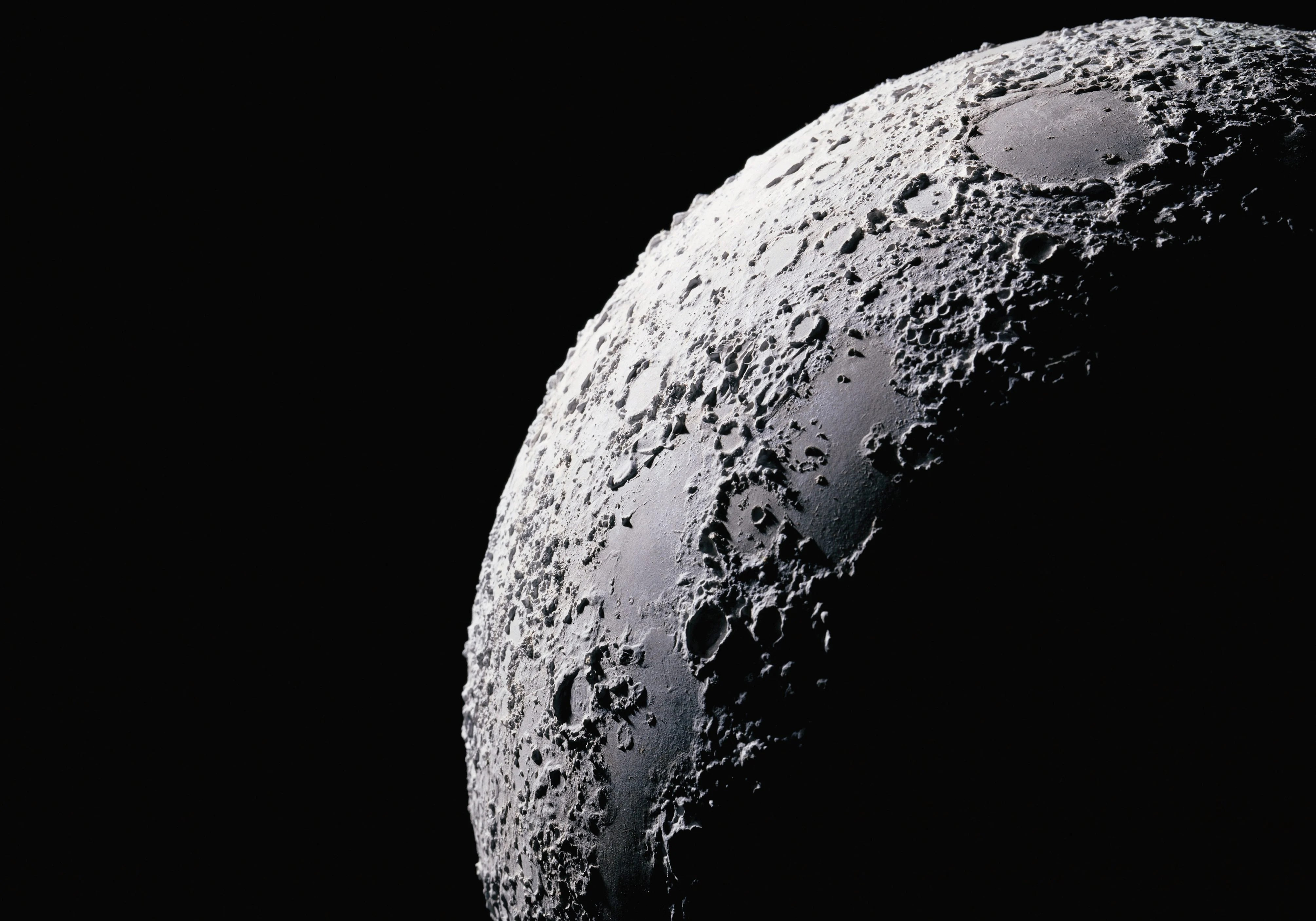 Moon Has Been Continuously Shrinking And Cooling For