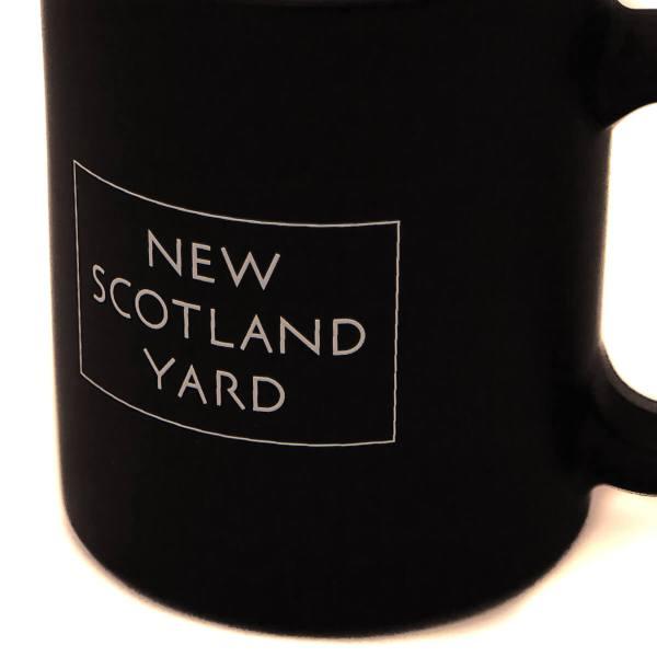 New Scotland Yard Mug