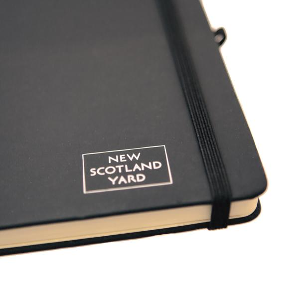 New Scotland Yard - Notebook