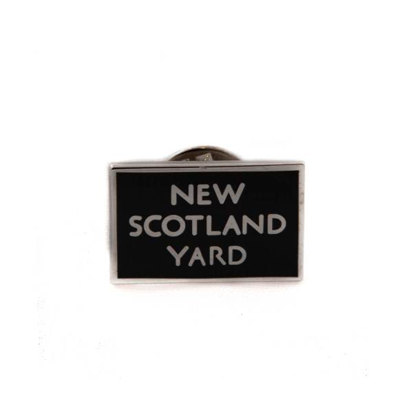 New Scotland Yard Pin Badge