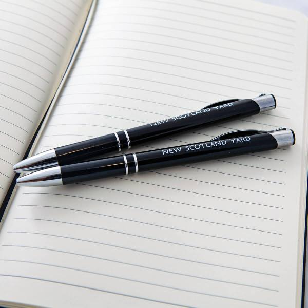 Pen and Pencil Set - New Scotland Yard
