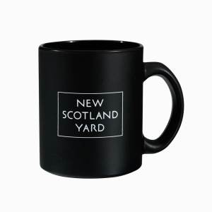 New Scotland Yard Sarge Mug