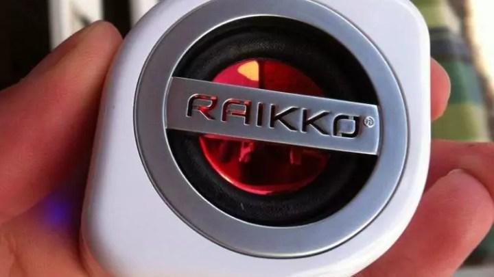 RAIKKO SCREW Vacuum Speaker white im Test