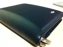WEDO iPad-Organizer Elegance und Touch Pen Pioneer im Test
