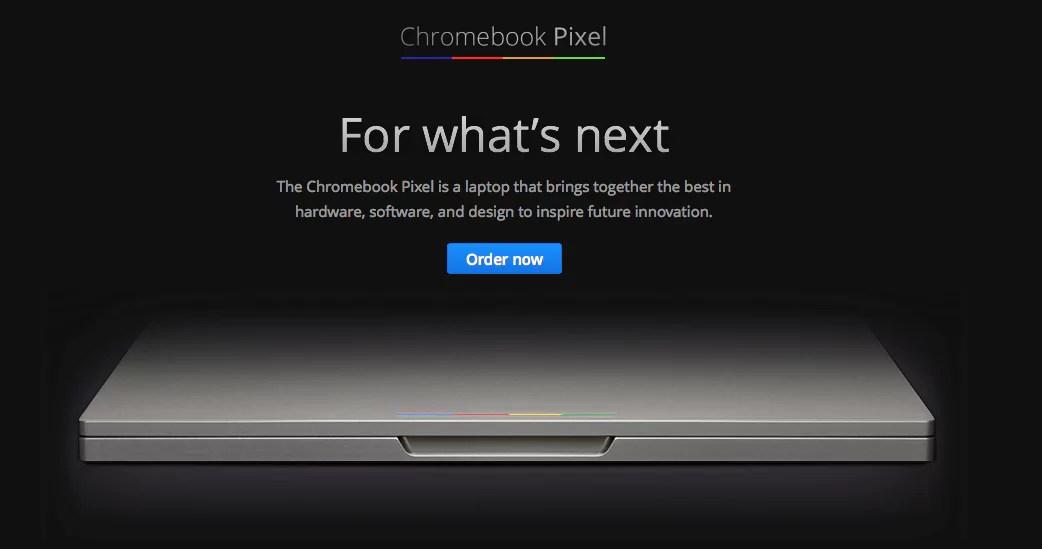 Chromebook kaufen und zwei Jahre 1 TB Speicher für Google Drive