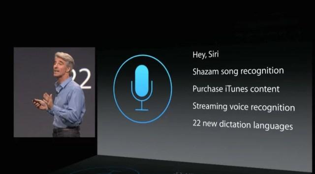 iOS 8 - Shazam meets Siri