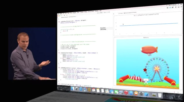 Swift in Action (Game)