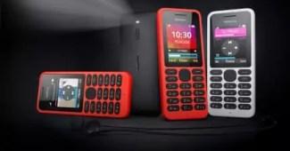 Nokia 130: Einfaches Handy mit Dual SIM für 19 Euro 1