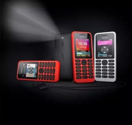 Nokia 130: Einfaches Handy mit Dual SIM für 19 Euro