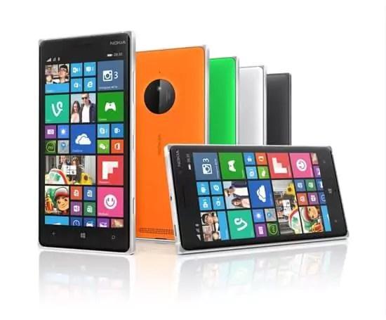 Nokia Lumia 730/735 und Lumia 830 präsentiert