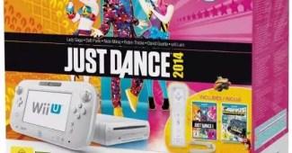 Nintendo Wii U Basic Pack mit Just Dance 2014 und Nintendo Land für 180 Euro 2