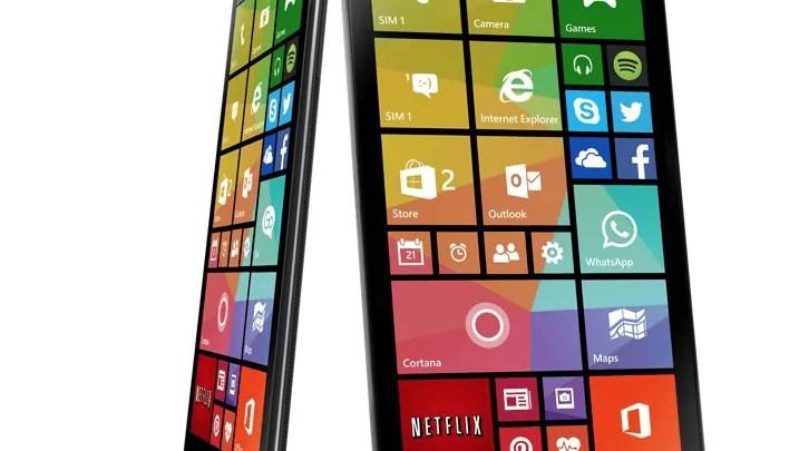 GoFone – Alle Spezifikationen sowie mit Windows als Betriebssystem