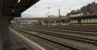 Mit dem Zug nach Innsbruck #Mutprobe 1