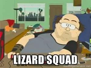 LizardSquad Meme
