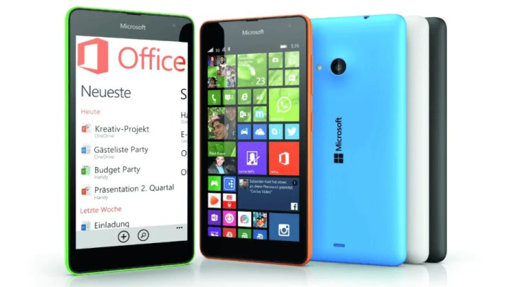 Microsoft Lumia 535 ab sofort auch in Deutschland erhältlich