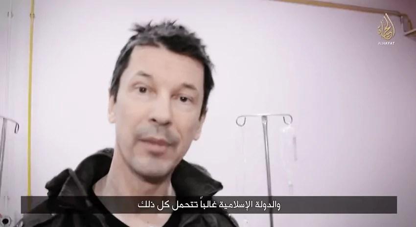 IS-Propaganda: John Cantlie als Reporter in Mosul