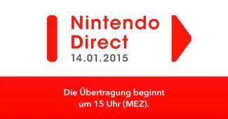 Nintendo Direkt um 15 Uhr 1
