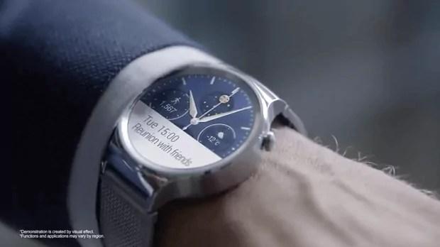 Huawei Watch wurde offiziell vorgestellt