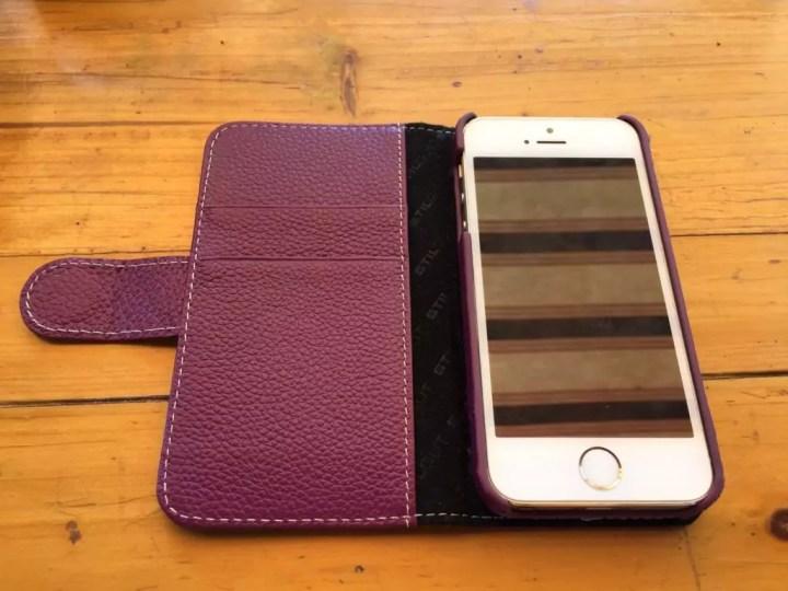 Stilgut iPhone 5 und iPhone 5s Schutztasche