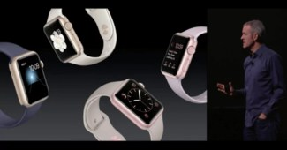 Apple Event: Apple stellt WatchOS 2 vor 5