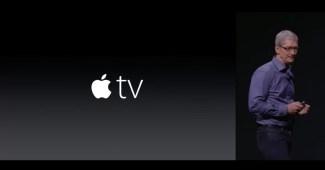 Apple Event: Apple stellt neue AppleTV Version vor 3