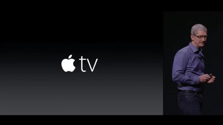 Apple Event: Apple stellt neue AppleTV Version vor