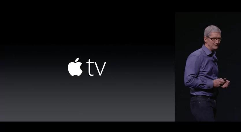 Neues tvOS von Apple im Herbst