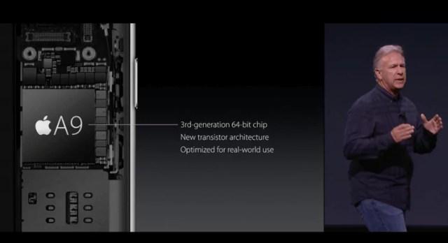 Apple iPhone 6s, Apple iPhone 6, A9 Apple