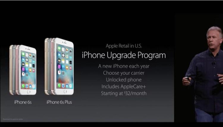 Apple iPhone Upgrade