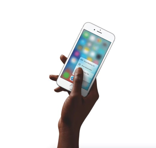 Apple iPhone 6s - 3D Touch
