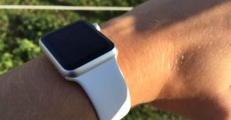 Mein Smartwatch Experiment - Der Start mit der Apple Watch 1