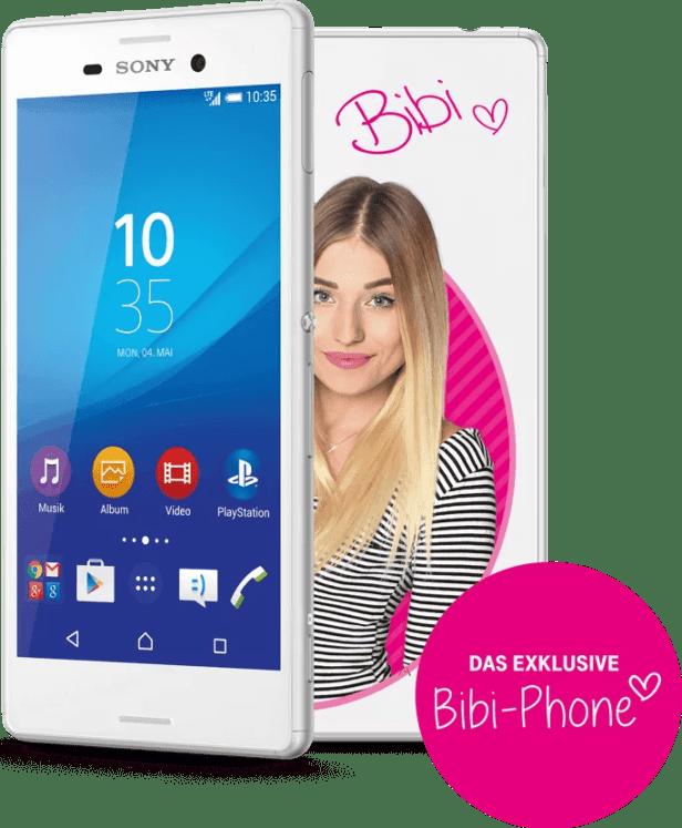Sony Xperia M4 Aqua Bibi-Edition