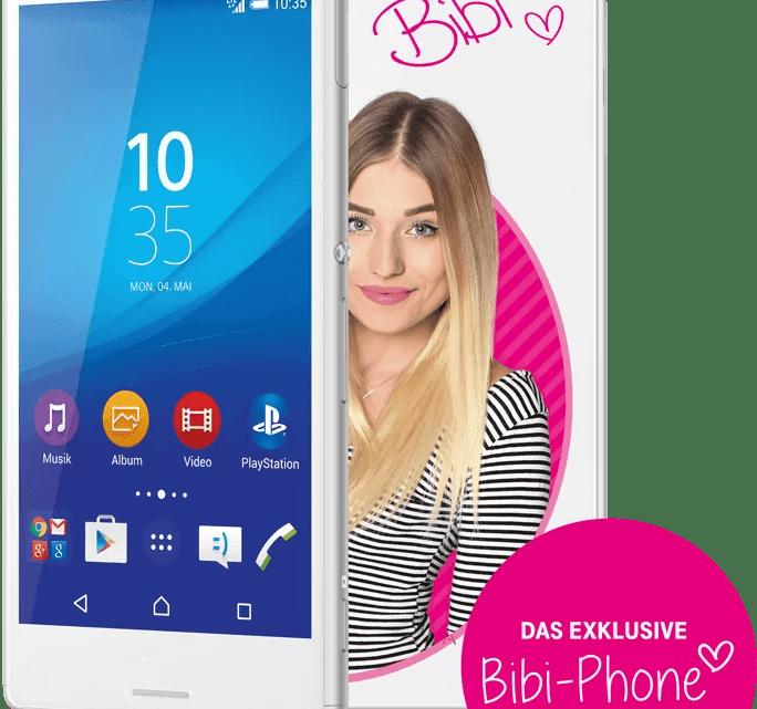 Telekom: Bibi-Phone von BibisBeautyPalace derzeit im Angebot