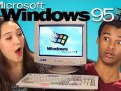 Teens react Windows 95