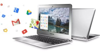 Samsung Chromebook (Bild: Google)