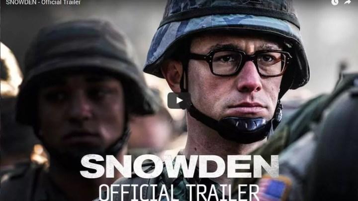 Snowden: Offizieller Trailer zur Geschichte veröffentlicht