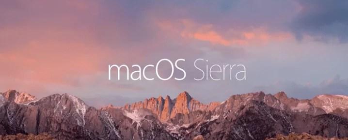 macOS Sierra: Neues Software-Update für Apple-Geräte im Herbst