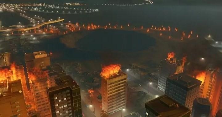 Cities: Skylines Natural Disasters – Neue Erweiterung inklusive Trailer!
