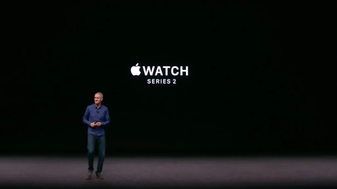Apple Watch Series 2: Wasserfest und neue Architektur