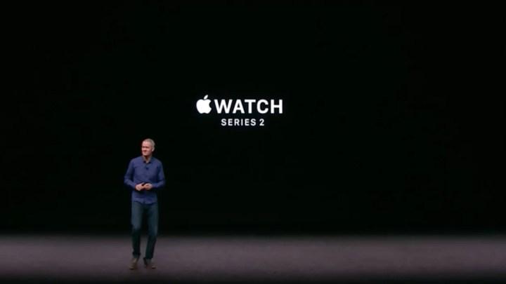 Apple Watch Series 2: Wasserfest und neue Architektur