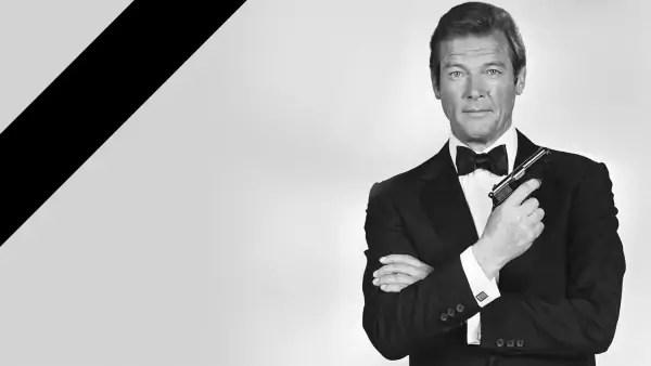 Ex-Bond-Darsteller Roger Moore ist tot