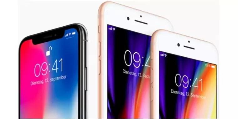 iPhone 8 Marktstart: Beliebter als das iPhone X?