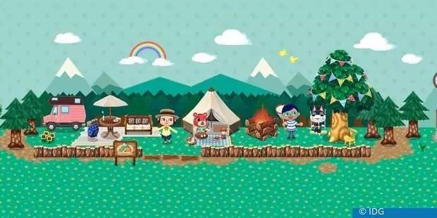 Animal Crossing Pocket Camp für iPhone und Android vorgestellt