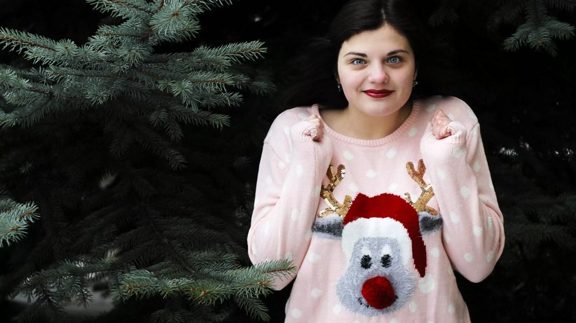 """Nicht schön, aber voll im Trend – """"Ugly-Christmas-Sweater"""""""