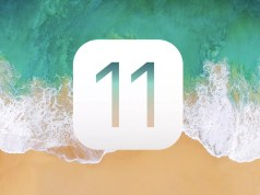 Apple iOS 11 Logo